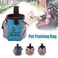 Pocket Outdoor Dog Training Snack Bag Pet Supplies Treat Pouch Food Waist Bag