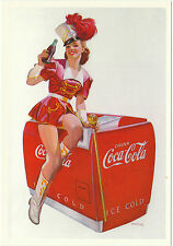 Coca-Cola Collectable Advertising Postcards