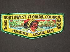 Osceola 564 s3 flap