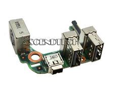 TOSHIBA SATELLITE M40 M45 TECRA A4 FIREWIRE S-VIDEO 2X USB I/O BOARD V000050500
