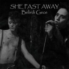 SHE PAST AWAY Belirdi Gece LP VINYL 2015 LTD.1000