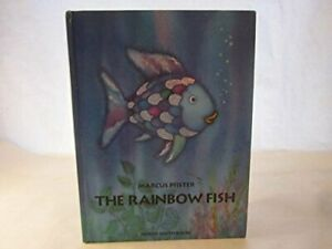 Rainbow Fish by Pfister, Marcus Hardback Book The Cheap Fast Free Post