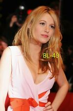 Blake Lively 1 foto/1 photo (BL-40) 15cm x 10,2cm : nieuw