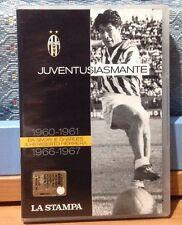 DVD JUVENTUSIASMANTE 1960-1961 E 1966-1967 DA SIVORI E CHARLES  NUOVO SIGILLATO