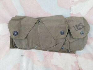 WW2   korea M1937 BAR belt 1951 dated  NOS! original!