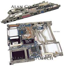 Dell NF554 Latitude D610 Motherboard w/ CPU, heatsink, fan and Frame