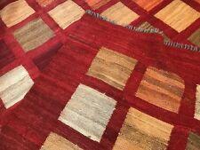 Handmade Nepal rug 345 X 250 CM   Cotton Floor Rug  Handmade from Nepal Region