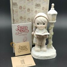 New ListingPrecious Moments Figurine E2353 ln box O Come All Ye Faithful Christmas