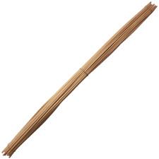 Peddigrohr 40 Staken Stakenpeddig Ø 4mm Länge 60cm - Grundgerüst fertigen