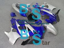 Blue Silver Fairing Kit Suzuki GSX600F GSX750F Katana 2004 2005 2003-2006 002 D6