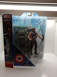 Marvel Select Hawkeye Action Figure