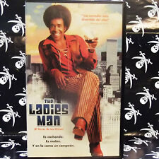 THE LADIES MAN (EL TERROR DE LAS CHICAS) (Reginald Hudlin) VHS . Tim Meadows, Ka