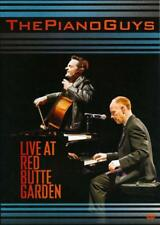 THE PIANO GUYS: PIANO GUYS: LIVE AT RED BUTTE GARDEN NEW DVD