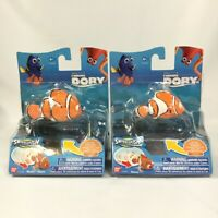 Novo Na Caixa Disney//Pixar Swigglefish Finding Dory Hank Truck Playset Nova