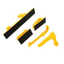 Деревообрабатывающий фрезерный станок набор инструментов 5 предмет безопасности нажатием блока и палочка упаковка V