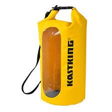 KastKing Waterproof Dry Bag Canoe Floating Boating Kayaking 30L Yellow Hot