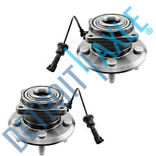 2 Rear Wheel Bearing & Hub 2010-2016 Chevy Equinox GMC Terrain 2.4L 3.6L Pair