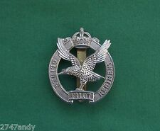 "The Glider Pilot Regiment, KC ""FIRMIN"" Genuine, British Army Military Cap Badge."