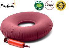 "Penkwin® | 15"" Medical Grade Inflatable Ring Cushion | Free Pump | LATEX FREE"