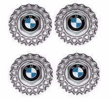 4 BMW OEM Cross Spoke Wheel Center Caps E30 318 325 6224