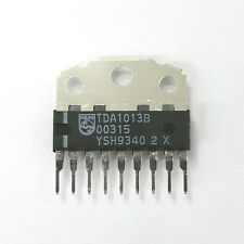 NEW Original Philips TDA1013B 4W Audio Power Amp IC ~ NTE 1852 ECG 1852
