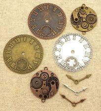 Steampunk Clock Mix 8Stk
