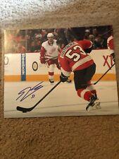 Shane Gostisbehere Signed 8x10 NHL Philadelphia Flyers Photo COA