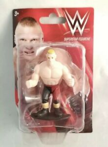 "WWE SuperStar Brock Lesnar Figurine 2017 NEW 2.5"" Mini Figure"