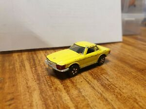 Playart Mercedes 350SL 1/64 diecast car from the 1970s
