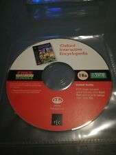 Oxford Interactive Encyclopedia PC CD-ROM