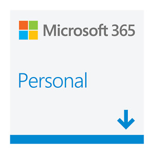 Microsoft Office 365 Personal - New Full Version -  5 PC Win or Mac Download UK
