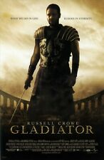 Gladiator movie poster print : 11 x 17 inches : Russell Crowe poster (A)