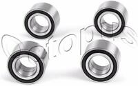 4 Front Rear Wheel Bearing Kit CAN AM RENEGADE MAVERICK Fit 1000 850 800 570 500