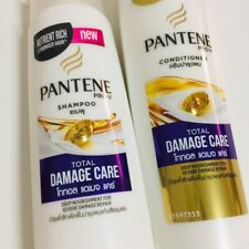 Pantene new total damage care hair prevent repair 120 ml shampoo&conditioner set
