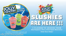 """JOLLY RANCHER Frozen Drink, Granita, Slush, Frozen Beverage Mix - """"MIX N MATCH"""""""