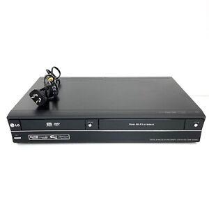 LG RC689D DVD VCR Combo 6-Head Hi-Fi Stereo - COPY VHS TO DVD 1080p Upscaling