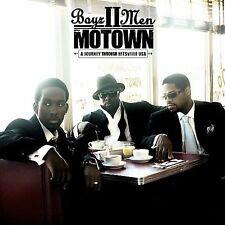Motown: A Journey Through Hitsville USA by Boyz II Men (CD, Nov-2007, Decca)