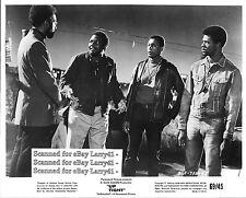 Julian Mayfield, Raymond St. Jacques, Max Julien still UP TIGHT (1969) Uptight,