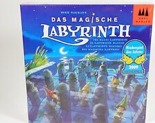 Das-magische-Labyrinth  Drei-Magier-Spiele