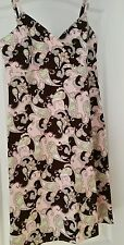 Brand New : Essentials Paisley Print Dress Size 14