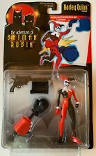1997 Adventures Of Batman And Robin Harley Quinn Figure, Kenner,MOC Sealed(B114)