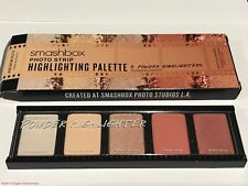 SMASHBOX PHOTO STRIP HIGHLIGHTING PALETTE 5 POWDER HIGHLIGHTERS NEW IN BOX