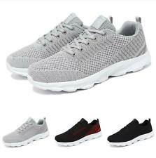 Men Fashion Sneakers Shoes Outdoor Running Sports Boards Fitness Non-slip SEA01