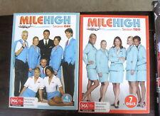 Mile High DVD Complete Series (Seasons 1-2) near new (11 discs)