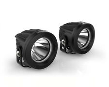 DENALI DR1 2.0 Trioptic motorcycle LED 10W driving light kit pair. 1000ft BEAM!