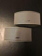 Bose 3 2 1 Speakers Series II in silver