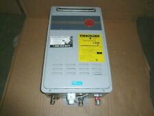 Rheem RTG-84XLN-1 8.4 GPM Outdoor Natural Gas Tankless Water Heater