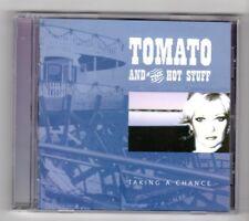(HX831) Tomato & The Hot Stuff, Taking A Chance - 2001 New Not Sealed CD