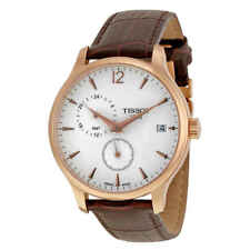 Tissot Tradition Rose Gold-tone Men's Watch T0636393603700