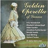 Golden Operetta Of Vienna, Various Artists,